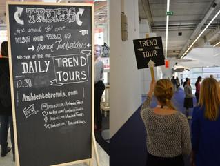 Young Trendwatchers host Trend Tours Ambiente 2015.