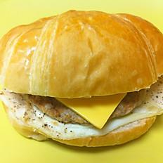 Sausage Egg & Cheese