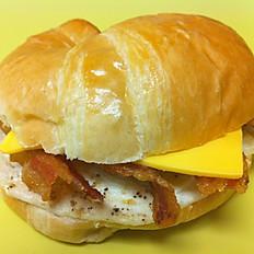 Bacon Egg & Cheese Croissant