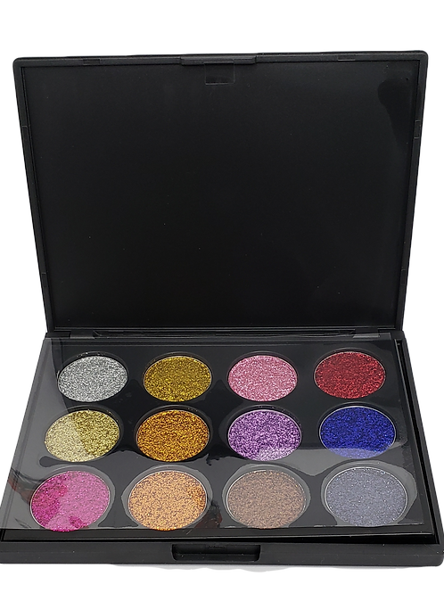 Eye Kaꓘe-12 Color Eyeshadow Palette