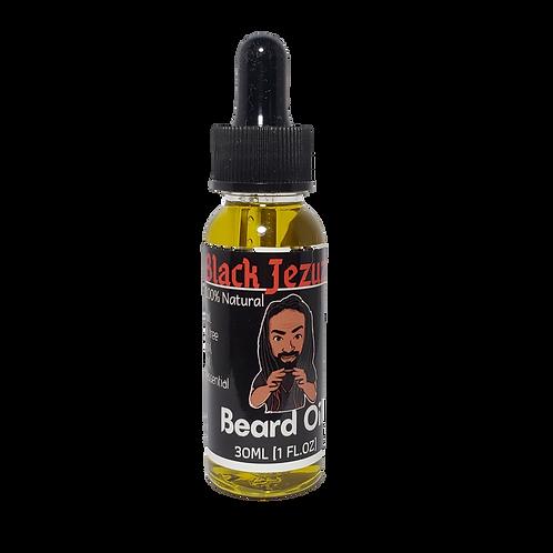 Peppermint Beard Oil 1 oz