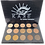 Thumbnail: Eye Kaꓘe- 15 Color Nude Palette with Mirror.