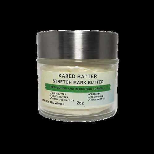 Kaꓘed Batter-Stretch Mark Butter 4 oz
