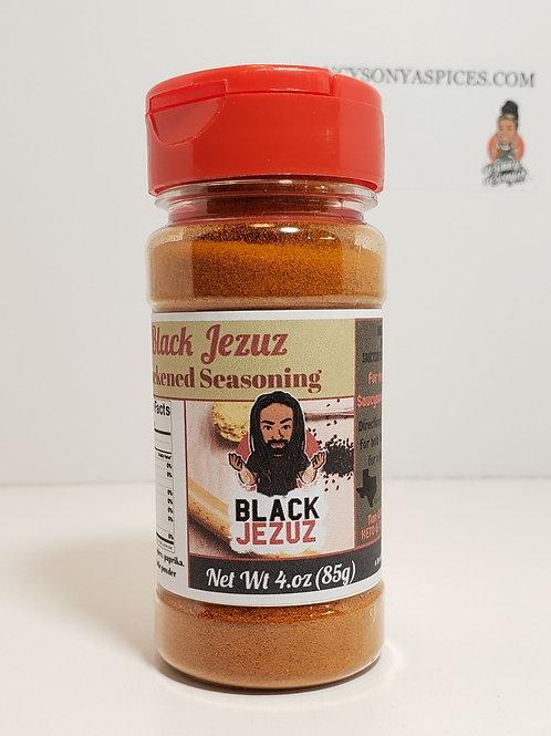 Black Jezuz Blackened Seasoning