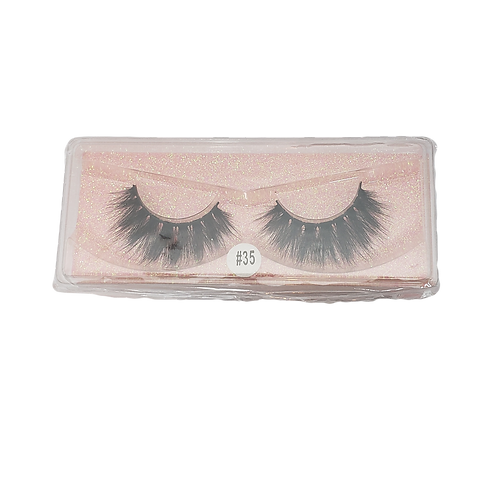 Kaꓘe Lashes - Dimples 15mm