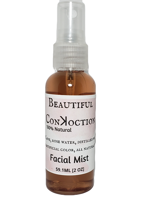 Beautiful Conꓘoction Facial Mist