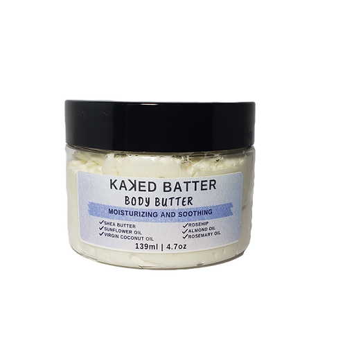 Kaꓘed Batter-Body Butter 4.7 oz