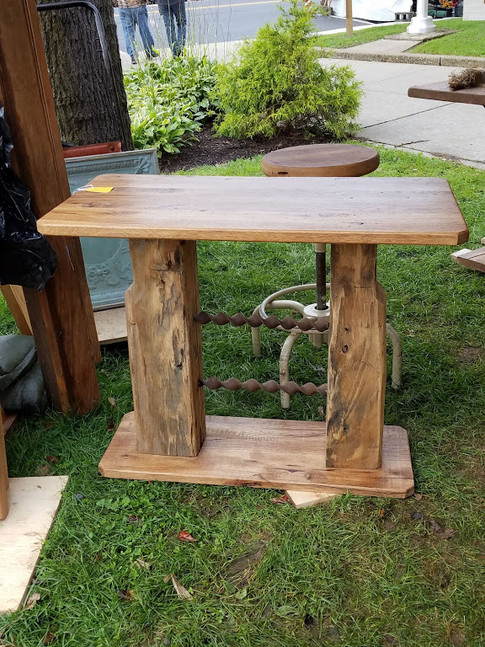 Hickory Top Table