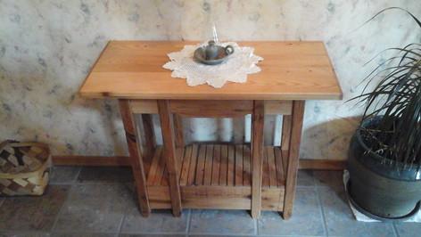 Chestnut Side Table