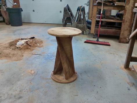 Twisty Table