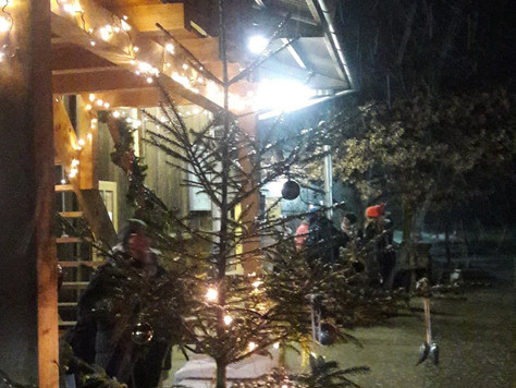 Hohenlindener Christ-Isi-Markt