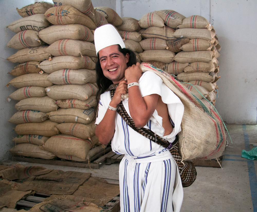 The Colombian Coffee Co. - Colombia Empowerment