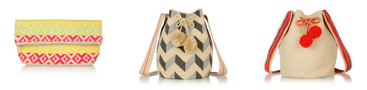 The Colombian Coffee Co - Wayuu luxury bags