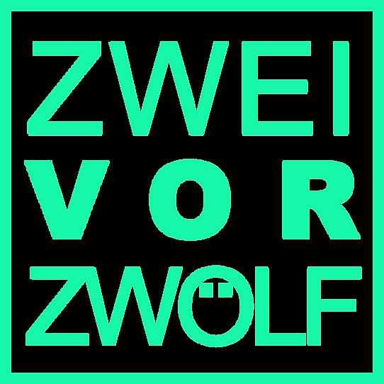 Zwei vor Zwölf Logo