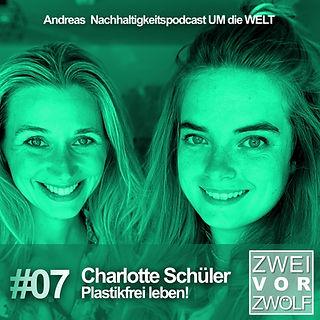 Cover ZwCharlotte Schülerivorzwölf Folge 07 mit