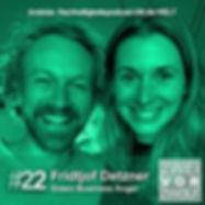Cover der Folge 22 vonZWEIvorZWÖLF Podcast mit Fridtjof Detzner
