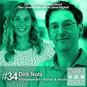 Cover der Folge 34 ZweivorZwölf Podcast mit Dirk Notz