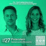 Cover der Folge 27 von ZWEI vor Zwölf Podcast mit Polarstern