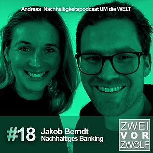 Cover der Folge 18 von ZWEIvorZWÖLF mt Jaob Berndt