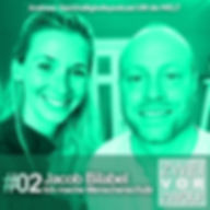 Cover ZWEIvorZWÖLF Folge 02 mit Jacob Bilabel