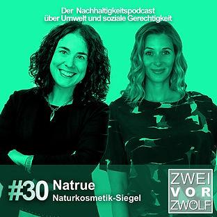 Folge 30 des Podcast ZweivorZwölf mit Natrue