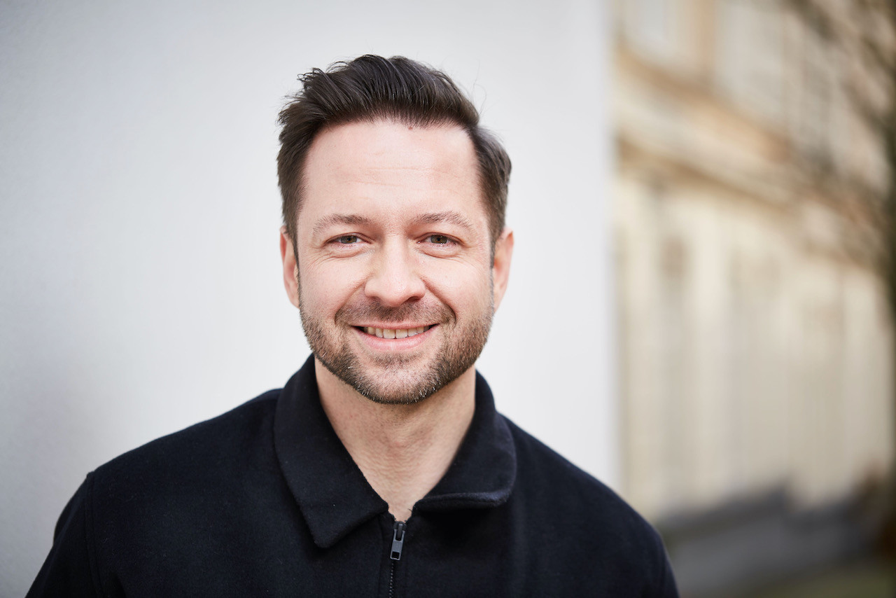 David Wehle fotografiert von Christoph Börries