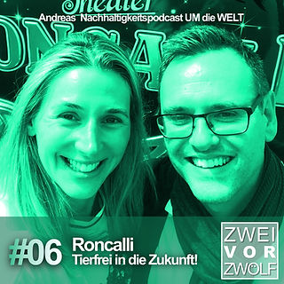 Cover Zweivorzwölf Folge 06 Roncalli