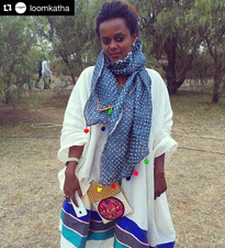 Teresa in Naivasha Kenya