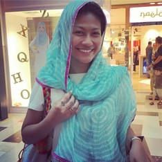 Anita in Kuala Lumpur
