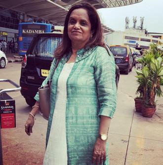 Anita in Mumbai