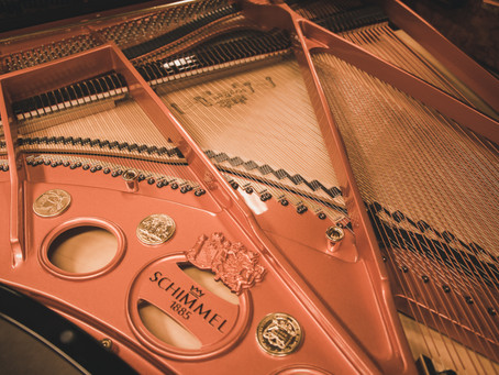 Welcome to our piano blog!
