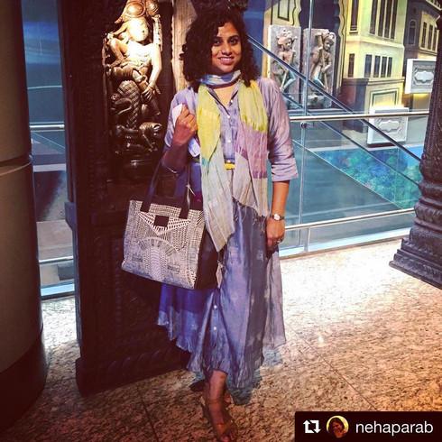 Neha in Mumbai