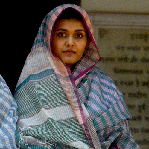 Fatima: Handloom Maheshwari Saree