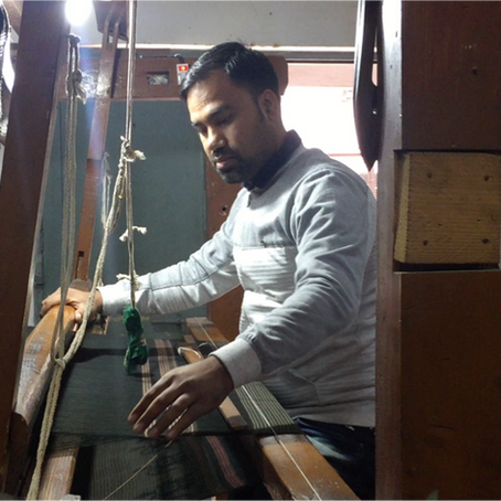 5 Handloom Processes Explained for the Die-Hard Handloom Lover