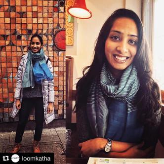 Aparna in London