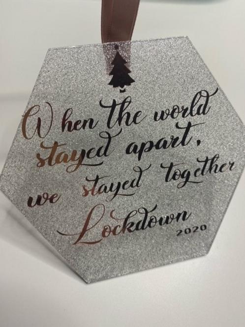 Lockdown 2020 decoration 001