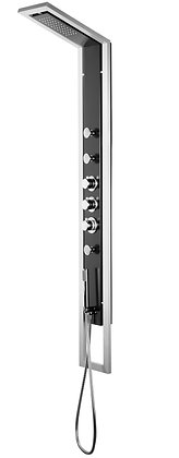 SHOWER PANEL WITH THERMOSTATIC MIXER- JAGUAR INDUSTRIO