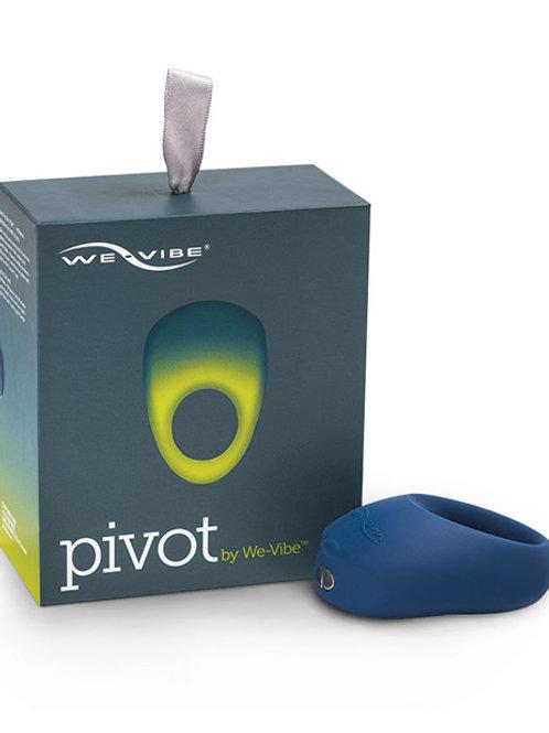 We-Vibe Pivot Cock Ring - Blue