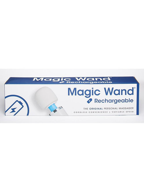 Magic Wand Rechargeable Silicone