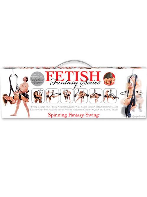 Fetish Fantasy Series Spinning Fantasy Swing