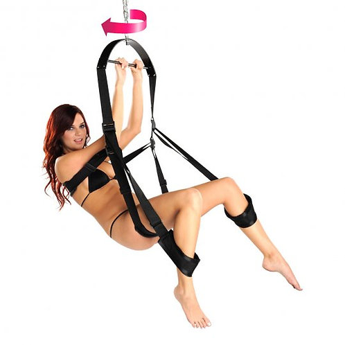 Trinity 360 Degree Spinning Sex Swing