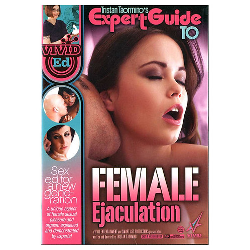 Tristan Taormino's Expert Guide to Female Ejaculation DVD