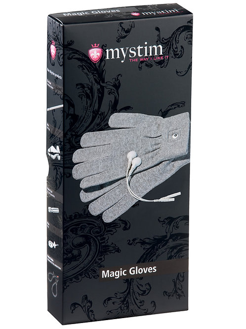 Mystim Magic Gloves - E-Stim Glove Set**