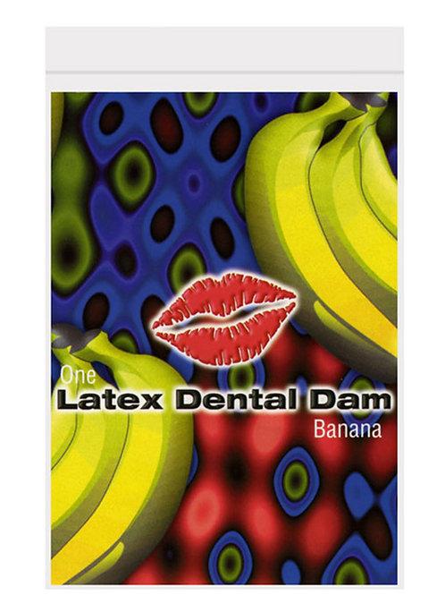 Dental Dam Banana