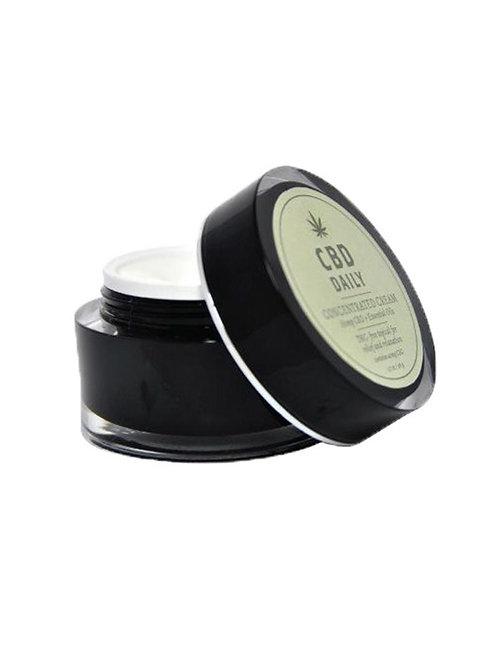 CBD Daily Intensive Cream Hemp CBD And Essential Oils 100% Vegan