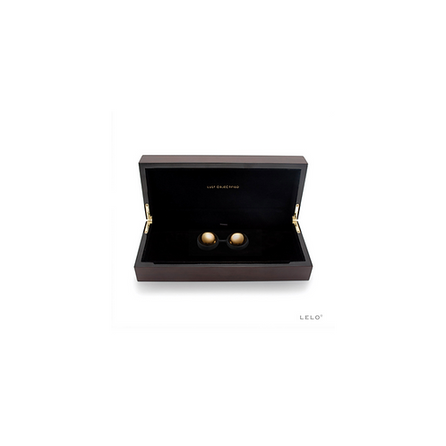 LELO Luna Beads Luxe 20k Gold