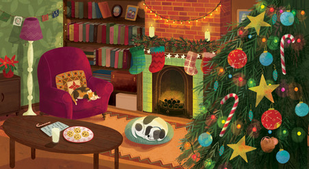 The Night Before Christmas Internal