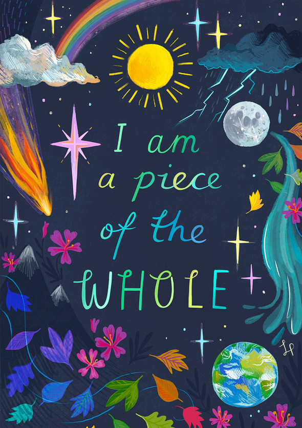 I Am A Piece Of The Whole