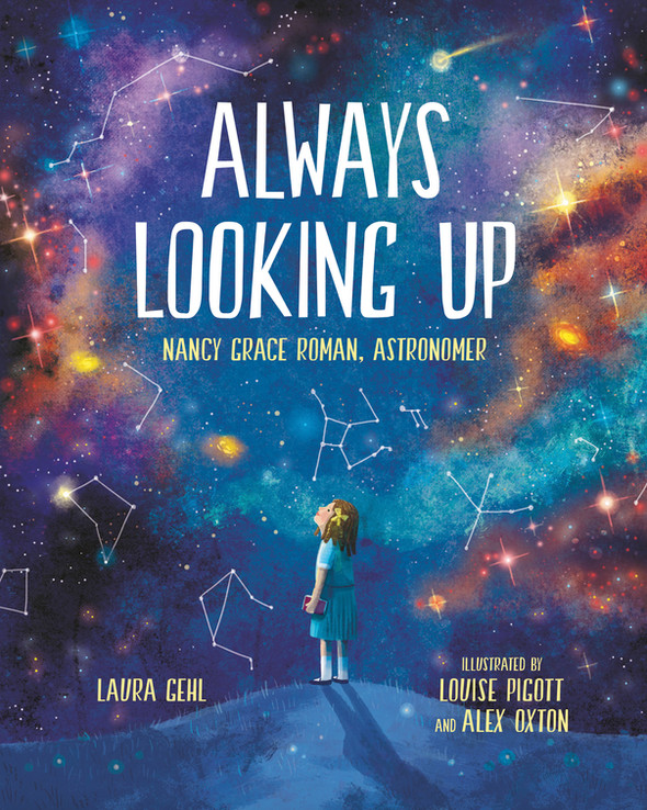 Always Looking Up Cover