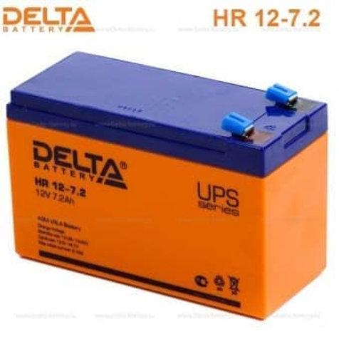 Аккумулятор Delta HR 12-7,2